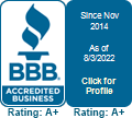 Arizona Cleaning Services is a BBB Accredited Cleaning Service in Tucson, AZ