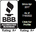 Cal's Plumbing Inc. is a BBB Accredited Plumber in Tucson, AZ